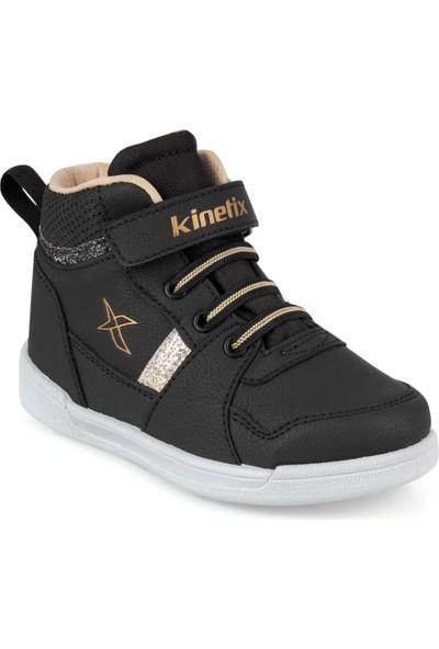 Kinetix Enkos Hı 9Pr Siyah Kız Çocuk Ayakkabı
