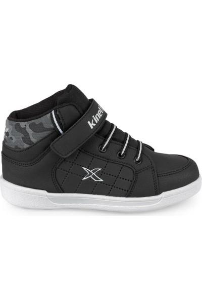 Kinetix Lenko Hı C 9Pr Siyah Erkek Çocuk Sneaker Ayakkabı