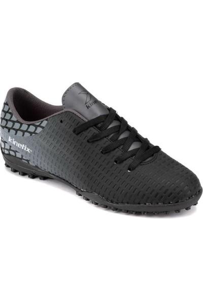 Kinetix Sergı Iı Tf 9Pr Siyah Erkek Halı Saha Ayakkabısı