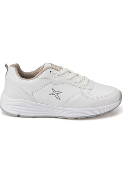Kinetix Hora W 9Pr Beyaz Kadın Sneaker Ayakkabı