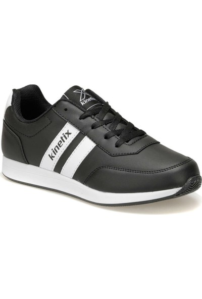 Kinetix Reeds Pu M 9Pr Siyah Erkek Sneaker Ayakkabı