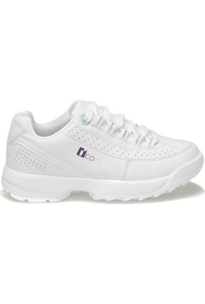 I Cool Fılamınt Beyaz Kız Çocuk Yürüyüş Ayakkabısı