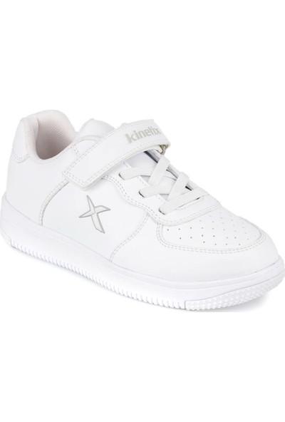 Kinetix Kalen 9Pr Beyaz Erkek Çocuk Sneaker Ayakkabı