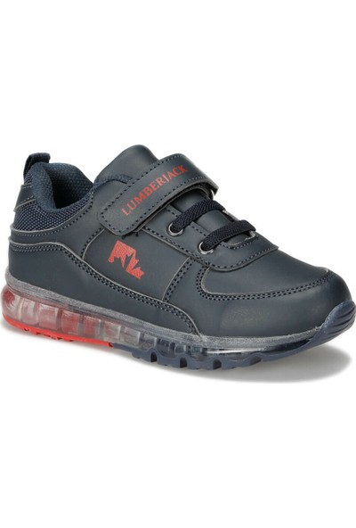 Lumberjack Cap 9Pr Lacivert Erkek Çocuk Sneaker Ayakkabı