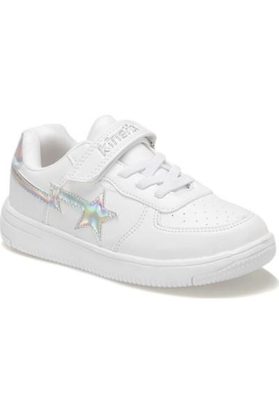 Kinetix Kalen Girl 9Pr Beyaz Kiz Çocuk Sneaker Ayakkabi