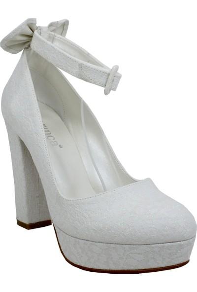 Merve Bileklik Bağ Ayakkabı