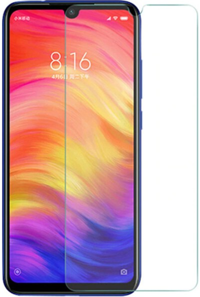 Smody Xiaomi Redmi 7 Temperli Cam Ekran Koruyucu