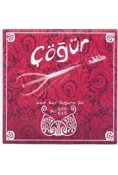 Cogur Cst - Uzun Sap Bağlama Teli (0.20)