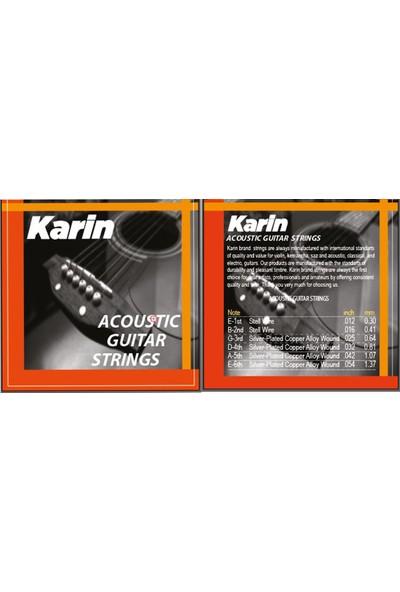 Karin K206 - Akustik Gitar Teli