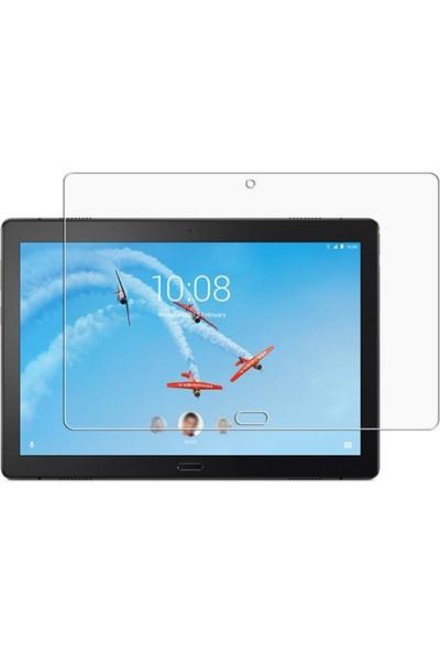 Microcase Lenovo Tab P10 10.1 Tablet TB-X705L TB-X705F Tempered Glass Cam Ekran Koruyucu