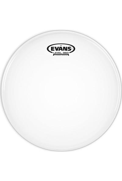 Evans Deri 14 G2 Tom Ve Trampet Kumlu Beyaz Çift Kat