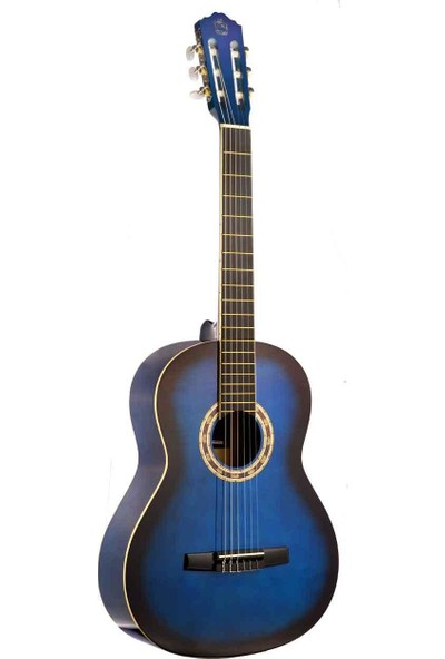 Carıssa Carissa -Cg-160 Bls ( Blue )Klasik Gitar