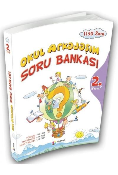 Dört Renk 2. Sınıf Okul Arkadaşım Soru Bankası