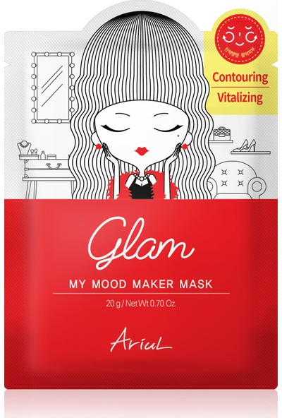 Ariul My Mood Maker Mask - Glam
