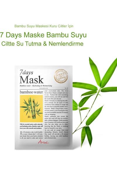 Ariul Seven Days Mask - Bamboo Water