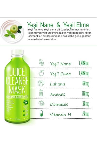Ariul Juice Cleanse Mask - Spearmint & Greenapple