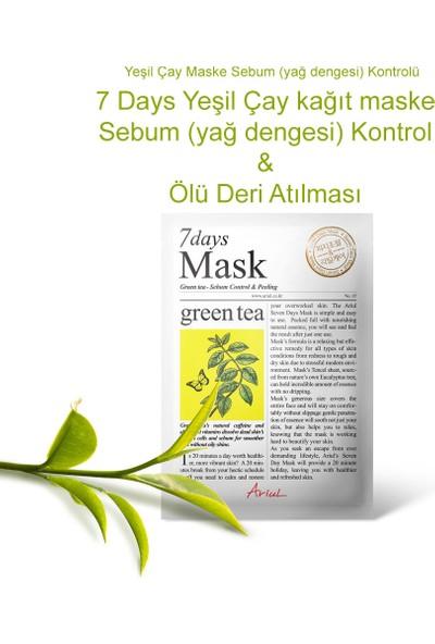 Ariul Seven Days Mask - Green Tea