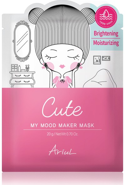 Ariul My Mood Maker Mask – Cute