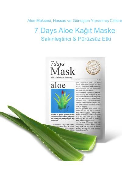 Ariul Seven Days Mask – Aloe