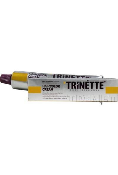 Trinette Profesyonel Saç Boyası 60 ml Patlıcan Mor