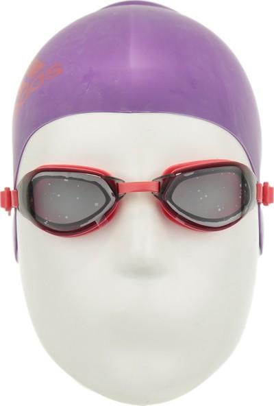 Adidas Mor Çocuk Bone & Gözlük Seti Dq1712 Kids Swim Set