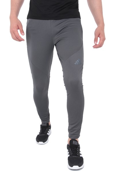 Adidas Erkek Antrenman Eşofman Altı Spor Gri Ds9302 Wo Pant Clite