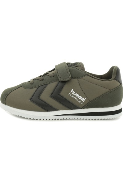 Hummel Hm202980-8030 Hmlninetyone Jr Sneaker Çocuk Spor Ayakkabi Yeşil