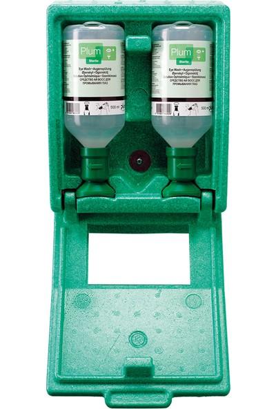 Plum Göz Duşu İstasyonu 4650 4652 (2x500 ml Yeşil)