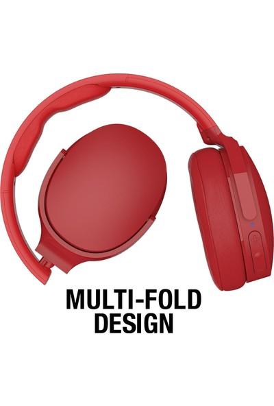 Skullcandy Hesh 3.0 Bluetooth Kablosuz Kulaküstü Kulaklık Kırmızı S6HTW-K613