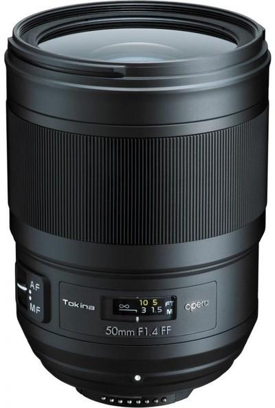 Tokina Opera 50Mm F1.4 Ff Lens - Nikon