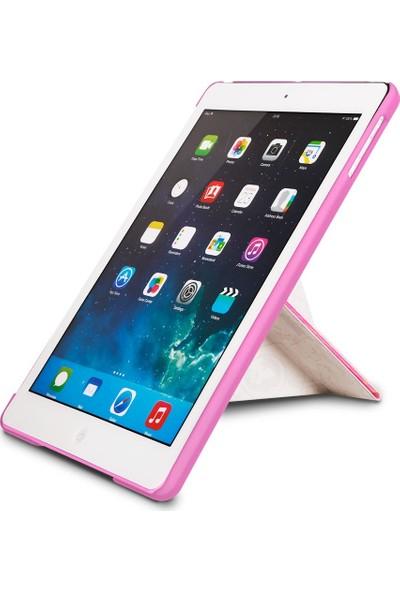 Ozakı O!coat Relax 360° Derece Akıllı Apple iPad Air Kılıf ve Stand (5. Nesil) - Siyah