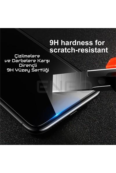Engo Samsung Galaxy A50 2.5D 9H Temperli Şeffaf Ekran Koruyucu