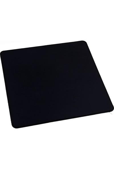 Fantech 2019 40 x 40 cm 3 mm Düz Siyah Oyuncu Mousepad