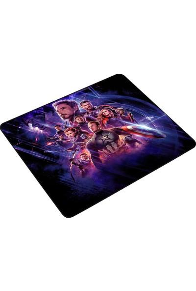Fantech 2019 40 x 40 cm 3 mm Evengers Endgame Iron Man Oyuncu Mousepad