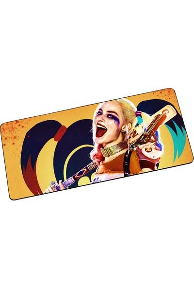 Fantech 2019 70 x 30 cm 3 mm Harley Quin Oyuncu Mousepad