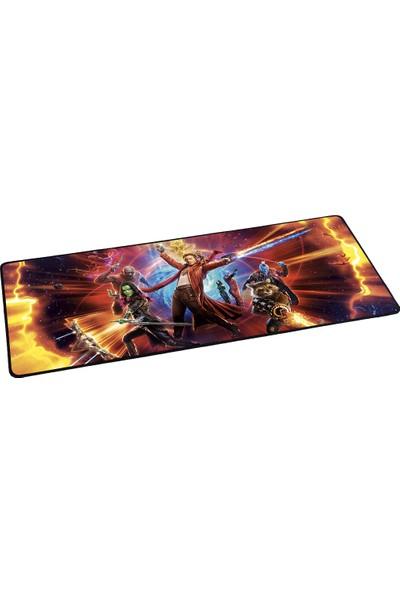 Fantech 2019 70 x 30 cm 3 mm Galaksi Koruyucuları Oyuncu Mousepad