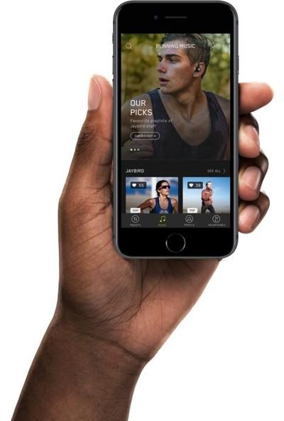 Jaybird Run XT True Kablosuz Bluetooth® Sporcu Kulaklığı-Siyah