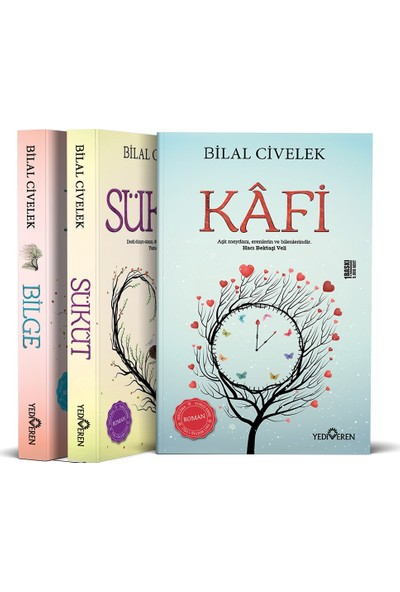 Bilal Civelek 3 Kitap - Bilal Civelek