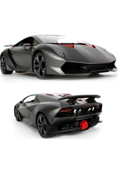 Rastar Lamborghini Sesto Elemento Uzaktan Kumandalı Araba RC 1/14