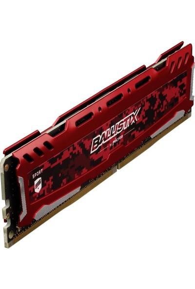Crucial Ballistix 16GB 3000MHz DDR4 Ram BLS16G4D30AESE