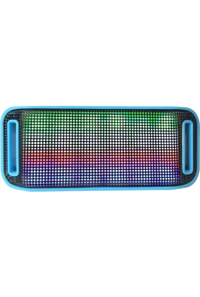 Soundmax Led'li Hoparlör Mp3 (Bluetooth USB Tf Kart)