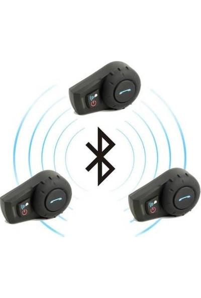 Freedconn FDC-VB Bluetooth Interkom Motosiklet Kask Kulaklığı