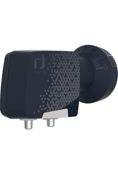 Inverto Premium 0.1db Uln Twin Lnb Full Hd 4K Uyumlu