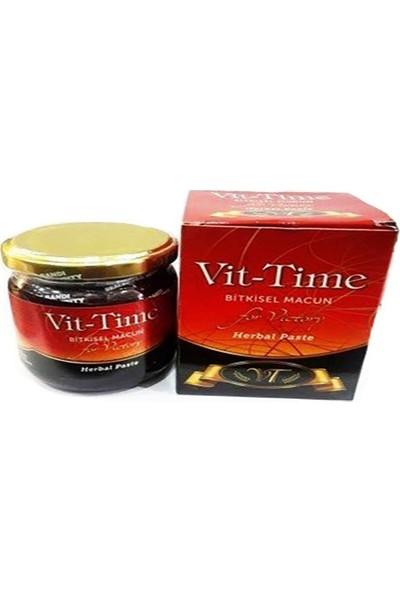 Vit-Time (Vit Enerji) Polenli Bitkisel Macun - Polen Herbal Paste 230 gr