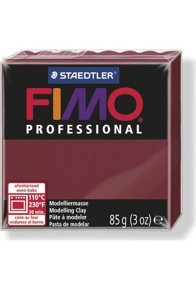 Staedtler Fimo Professional Polimer Kil 85 Gr. 23 Bordo