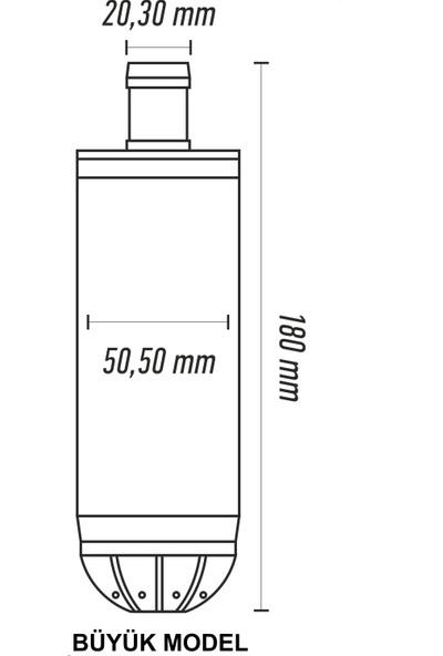 Midapo 12V Büyük D.c Midapo Mini Dalgıç Pompa