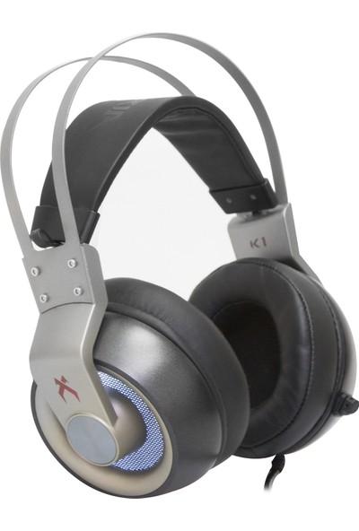 Xiberia K1 7.1 USB Mikrofonlu Oyuncu Kulaklık
