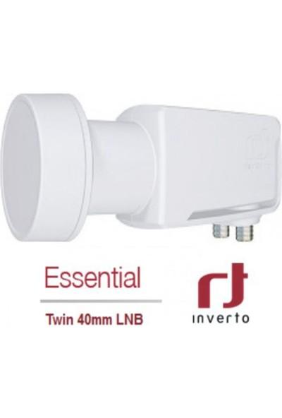 İnverto Essential Twin Çift Çıkışlı Ultra Hd Lnb