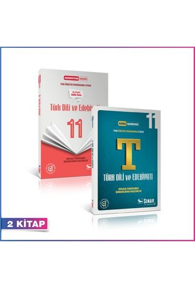 Sınav Yayınları 11. Sınıf Türk Dili ve Edebiyatı Kazandıran Set