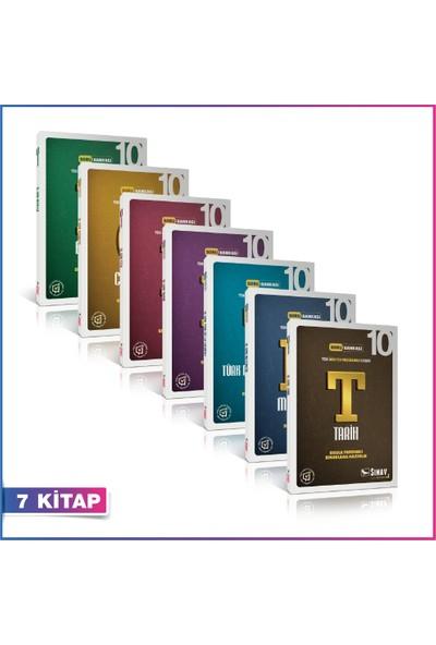 Sınav Yayınları 10. Sınıf Tüm Dersler Soru Bankası Kazandıran Set